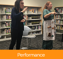 ASL Interpretation for Performance Arts   Accessible Communication for the Deaf
